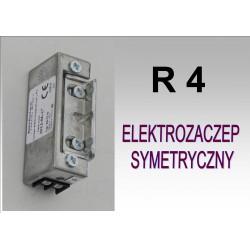 Elektrozaczep / Elektrozamek do furtki symetryczny R4 standardowy