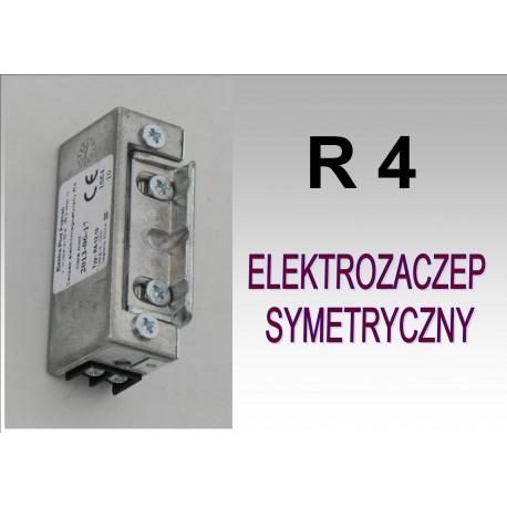 Elektrozaczep symetryczny R4 standardowy.