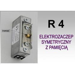 Elektrozaczep / Elektrozamek do furtki symetryczny R4 z pamięcią