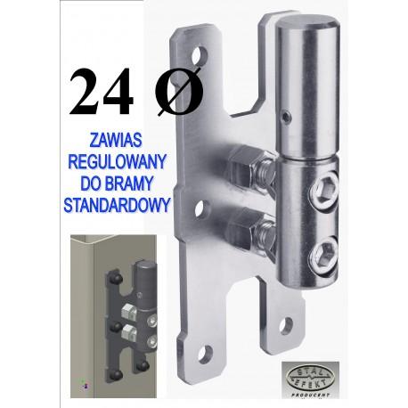 Zawias bramy D24 - standard.