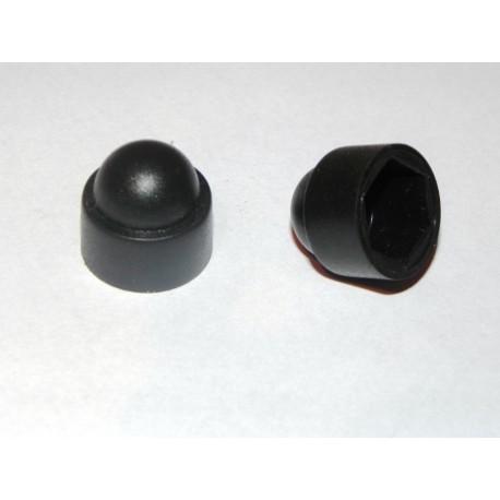 Maskownica śruby M6 czarna. (2 szt.)