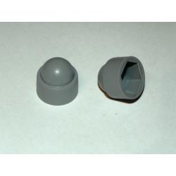 Maskownica śruby M8 szara.