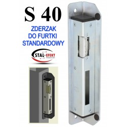 Kaseta / Obudowa do elektrozaczepu S40 standard